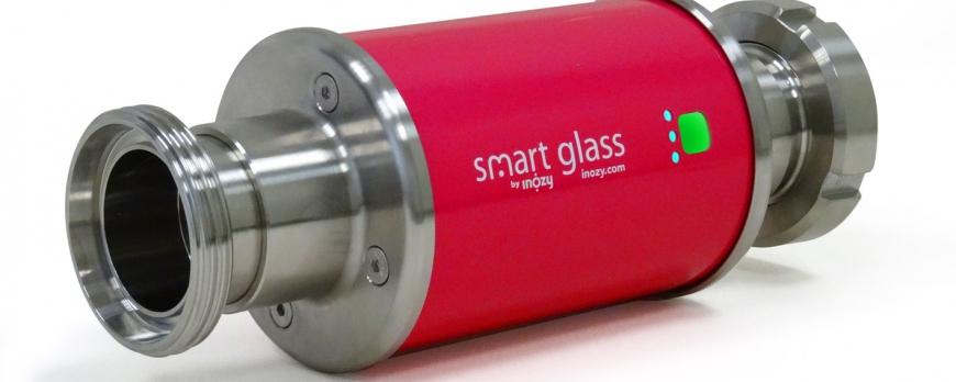 Nouveau: Smart Glass !
